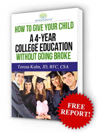 How To Give Your Child A 4-Year College Education Without Going Broke